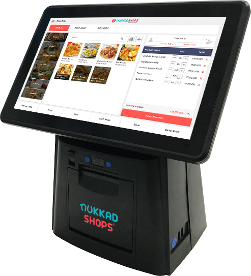 POS Software India - Retail Point of Sale Software : Nukkad